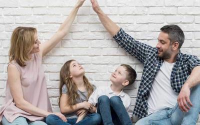 Ensinando seus filhos sobre a segurança em casa
